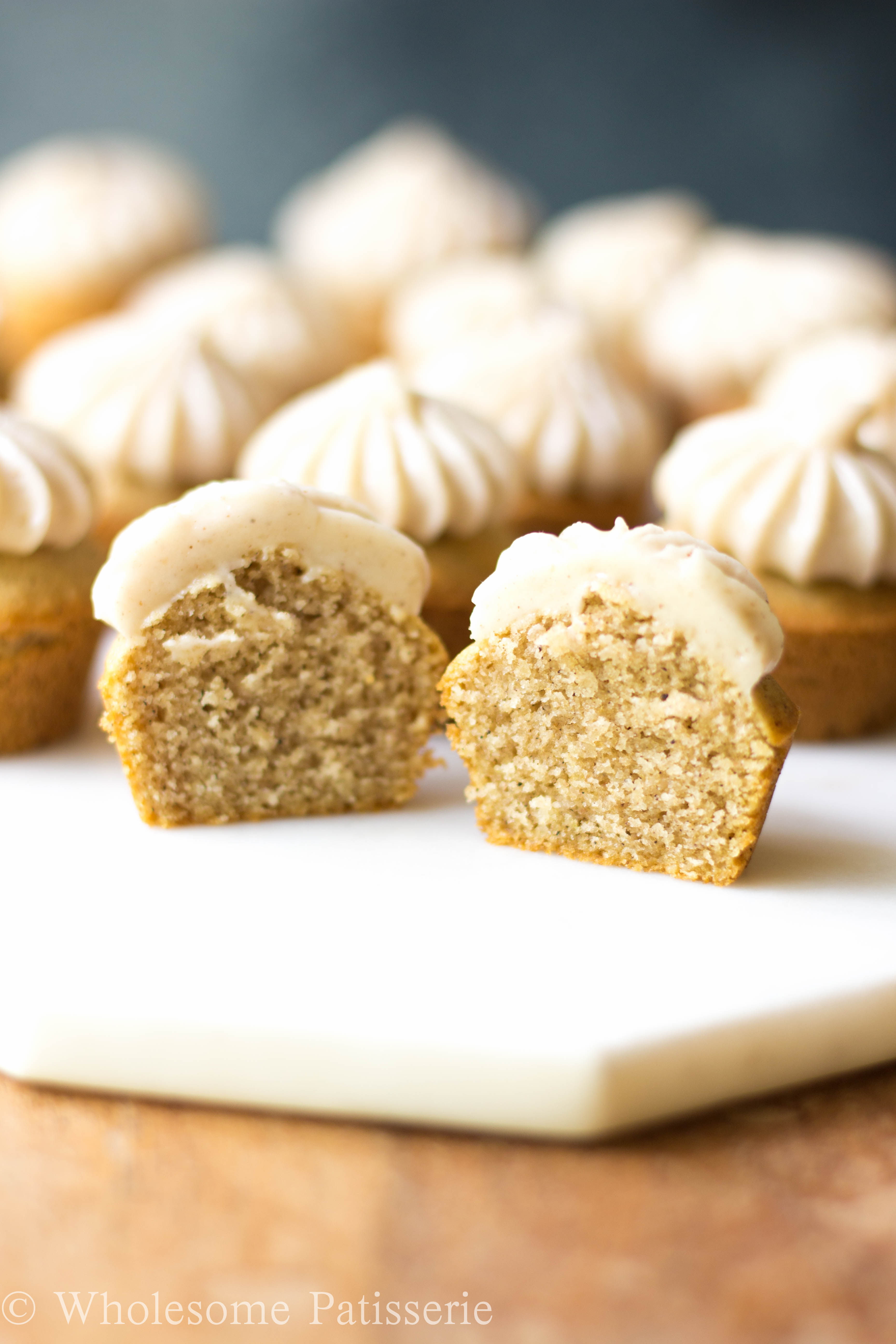 GLUTEN-FREE-cupcake-recipe-honey-cupcakes-vegetarian-DELICIOUS-easy-yummy-cupcakes-cinnamon-mini-cupcakes-wholesome-patisserie-quick-cupcakes