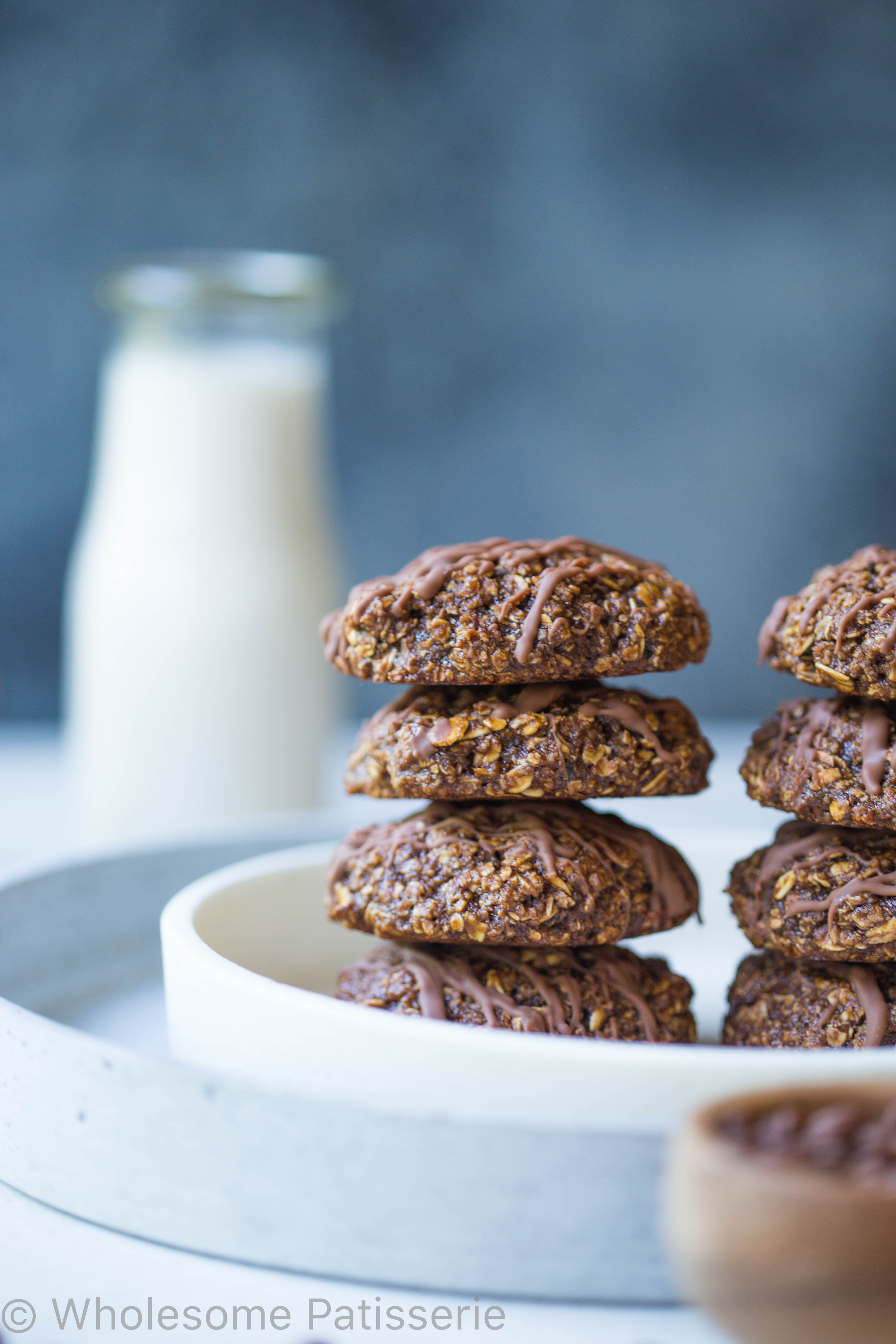 gluten-free-chocolate-oat-cookies-1-bowl-organic-delicious
