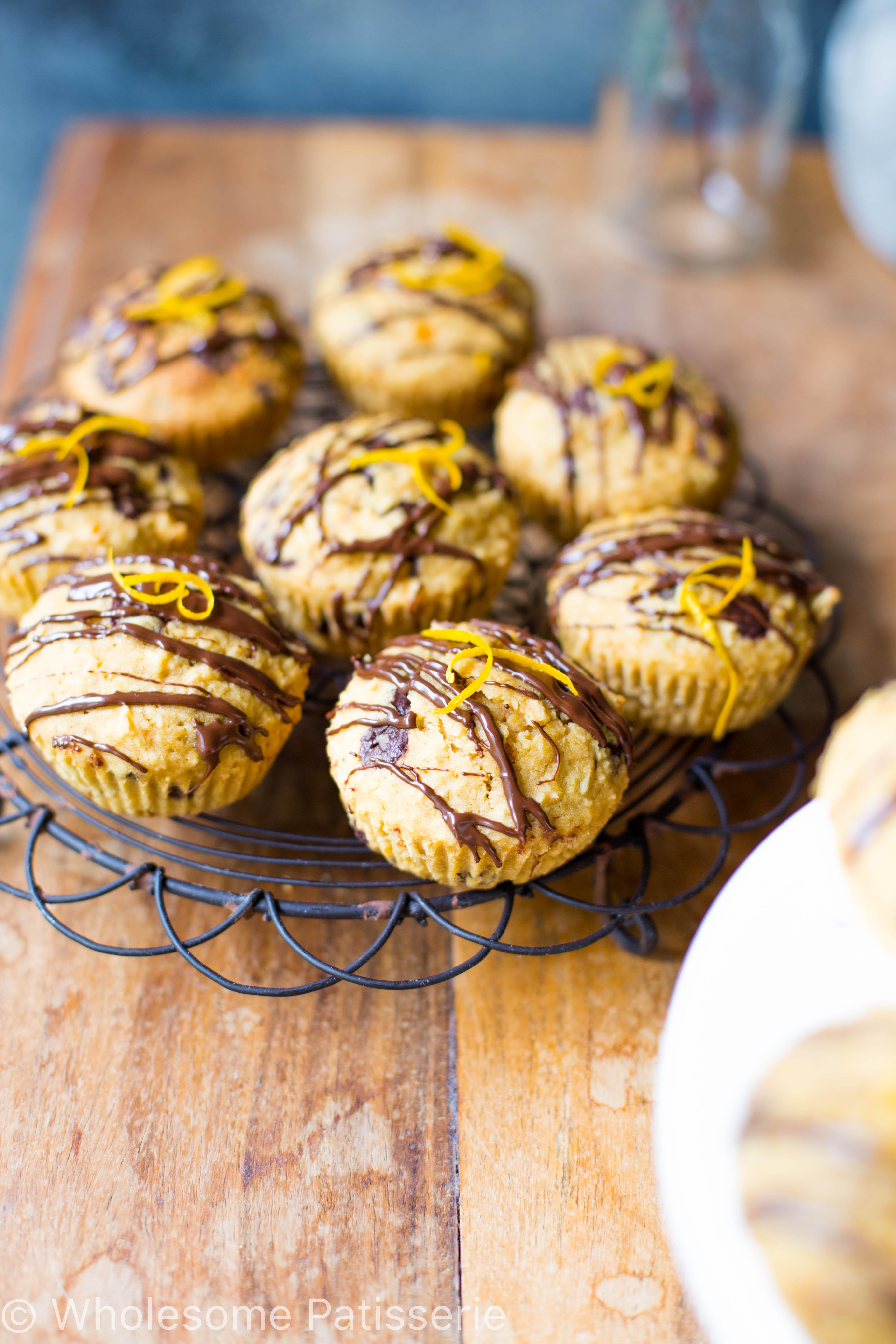 gluten-free-jaffa-muffins-vegetarian-healthy-orange-chocolate