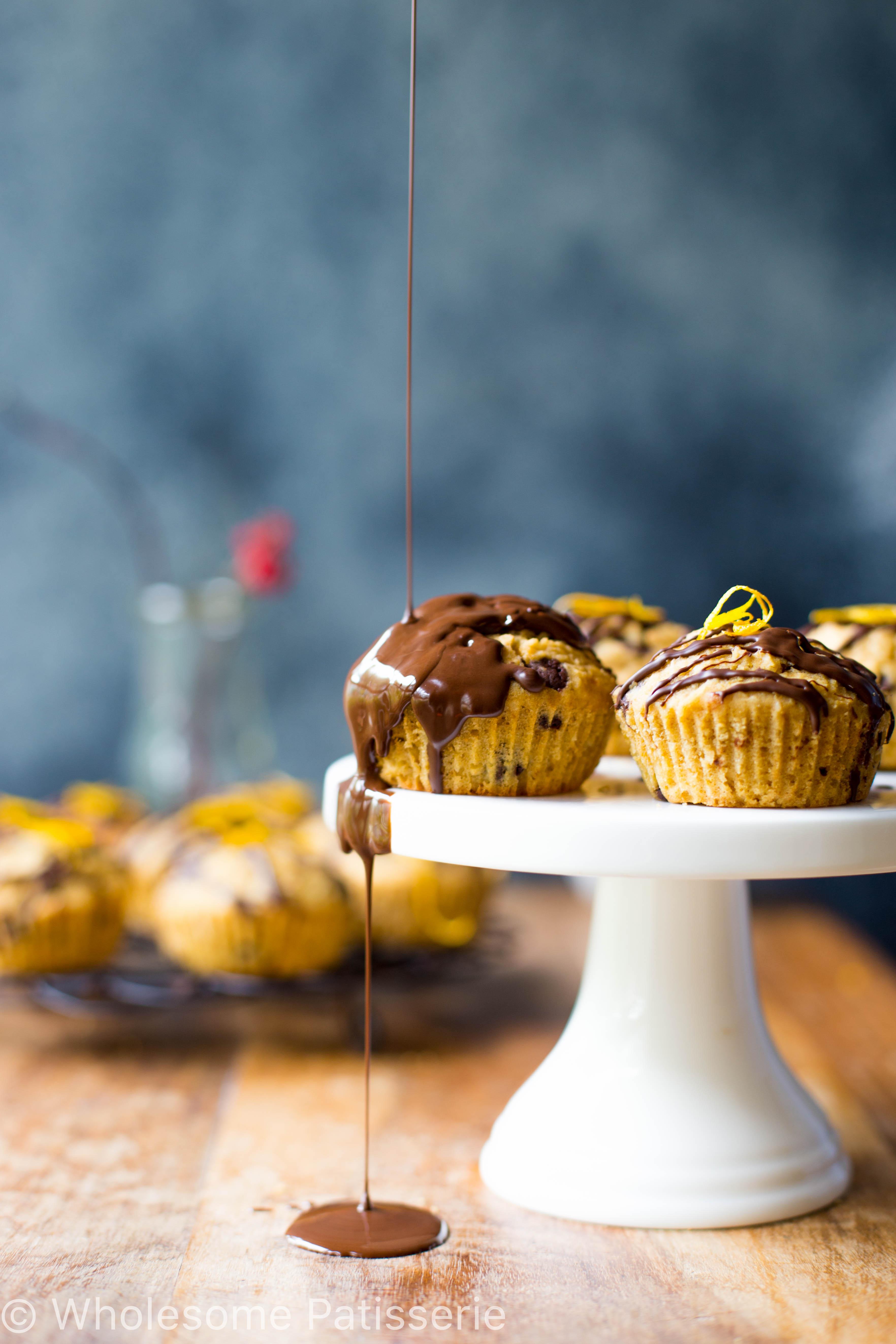 Jaffa Muffins