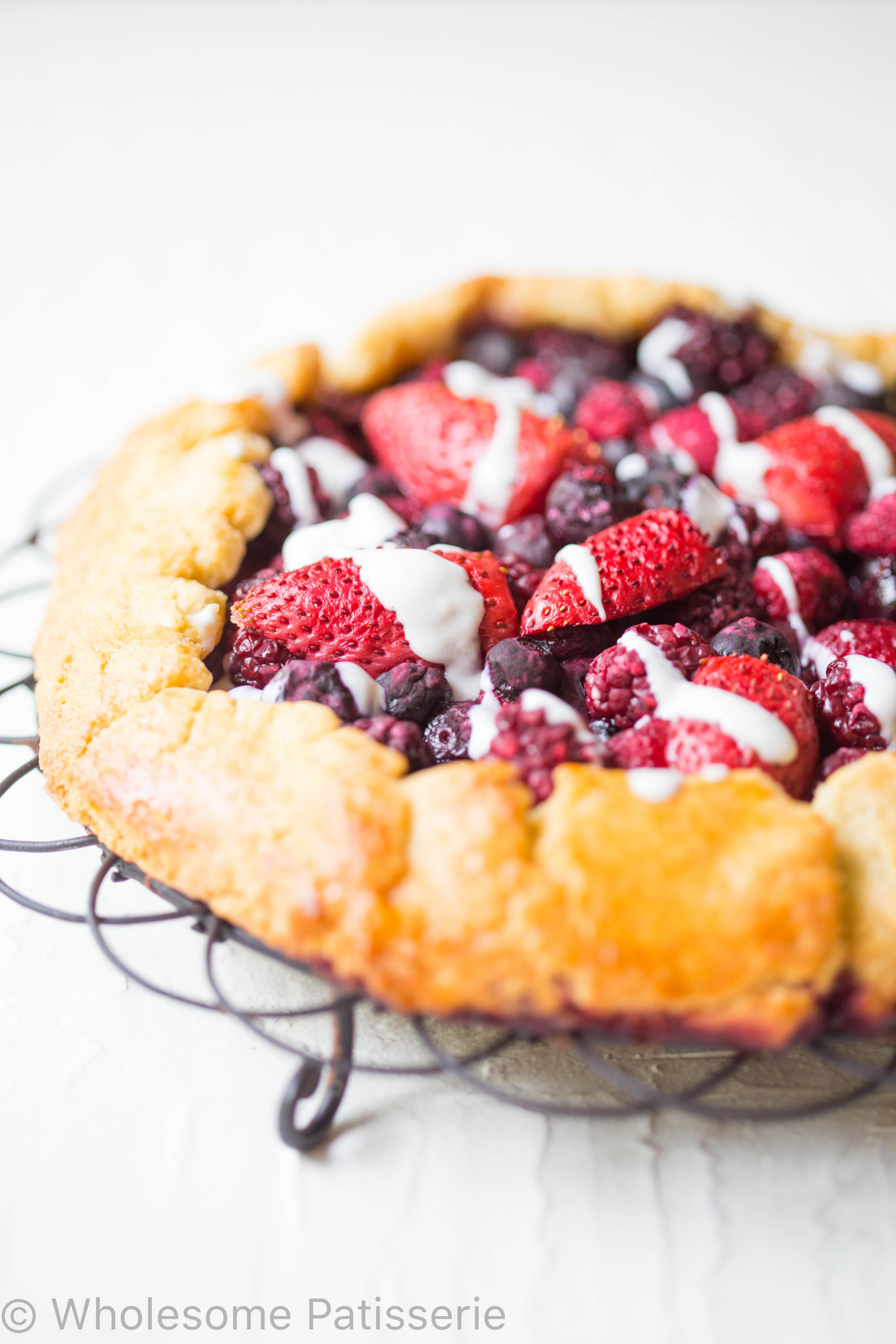 berries-cream-galette-gluten-free-galette-healthy-organic-gf