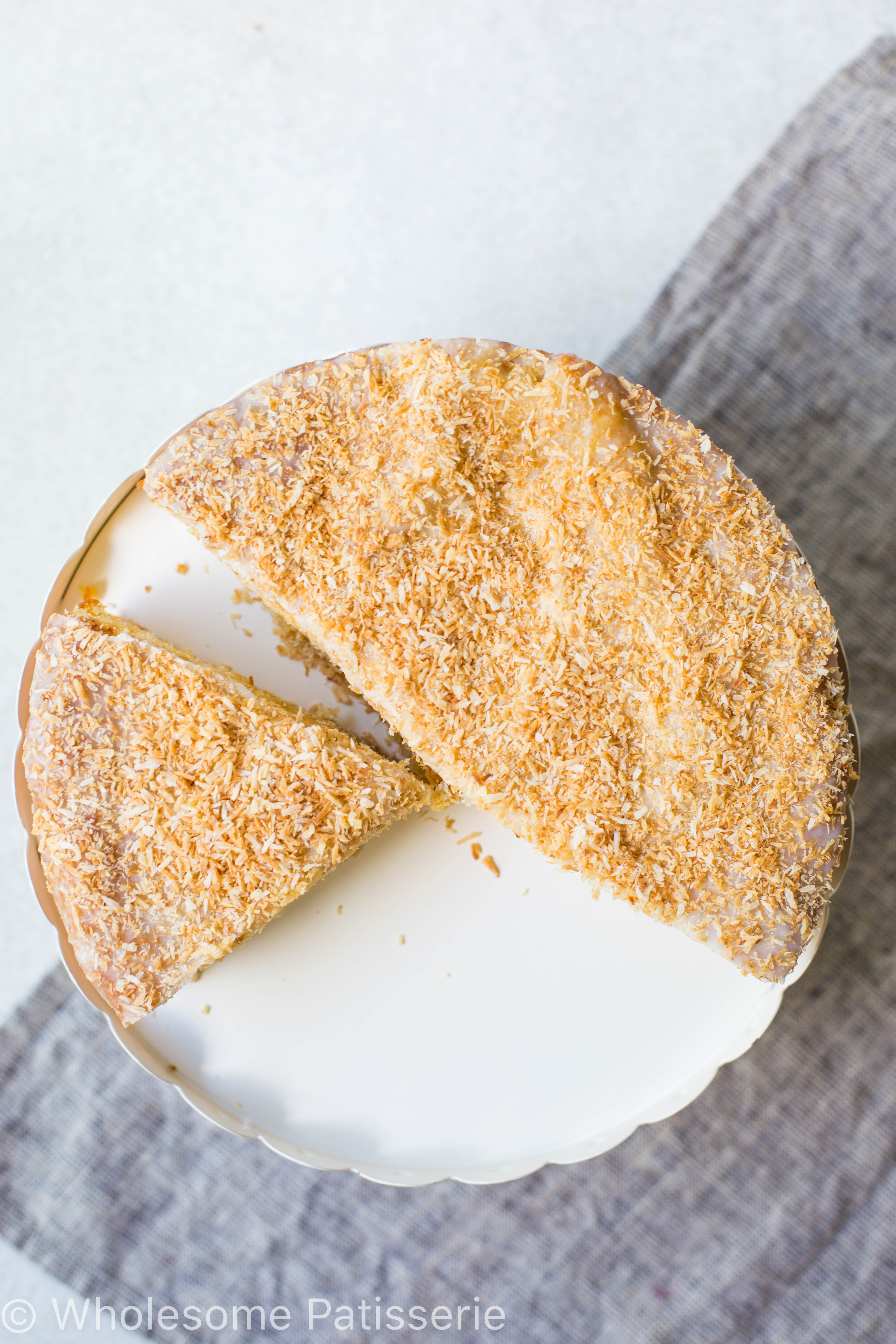 gluten-free-one-bowl-toasted-coconut-cake-simple-delicious-lemon-tasty