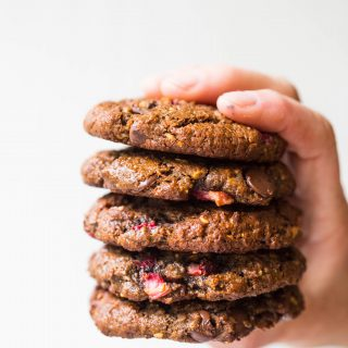 gluten-free-peanut-chocolate-strawberry-cookies-delicous-one-bowl