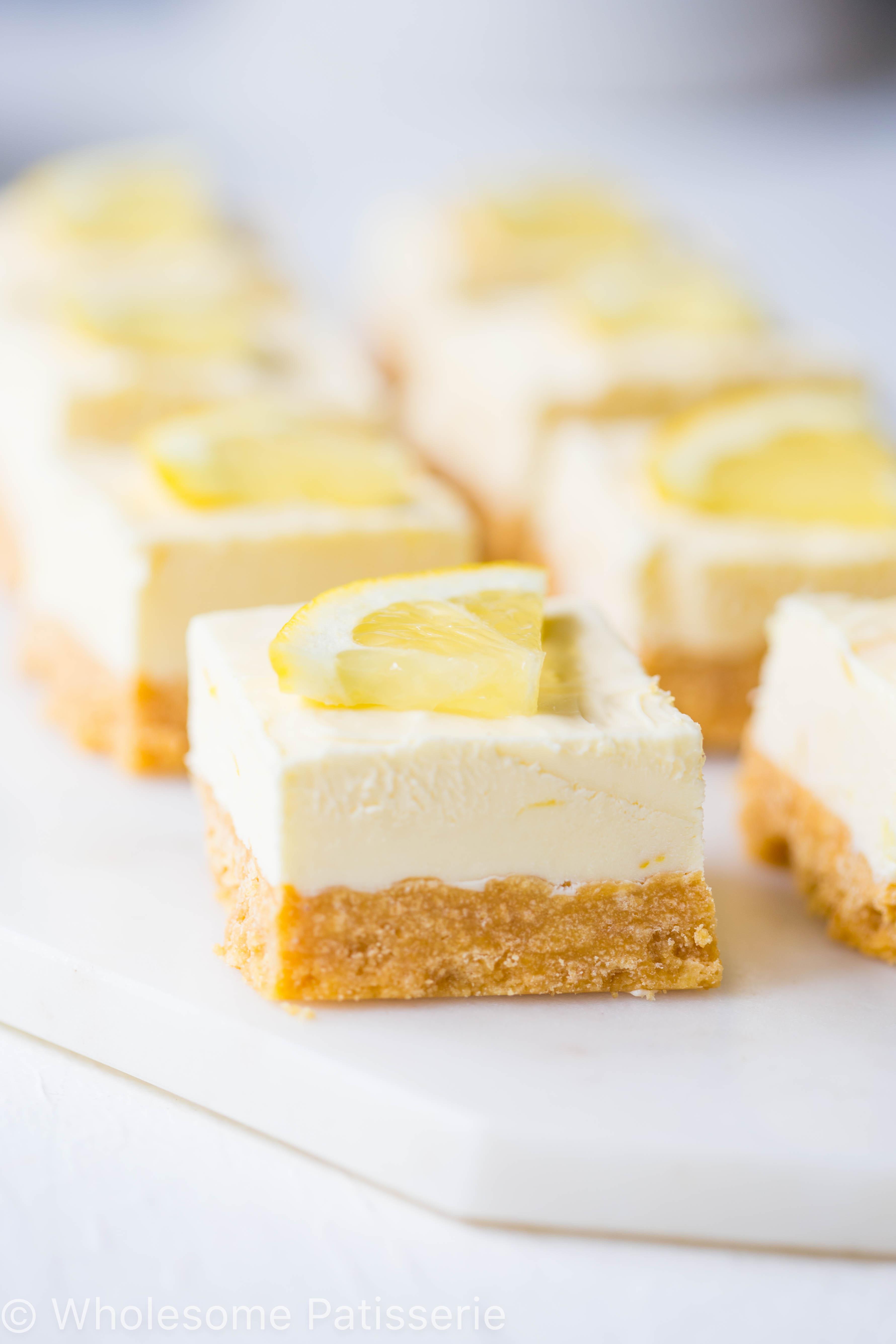 no-bake-lemon-cheesecake-slice-gluten-free-delicious-amazing-cake