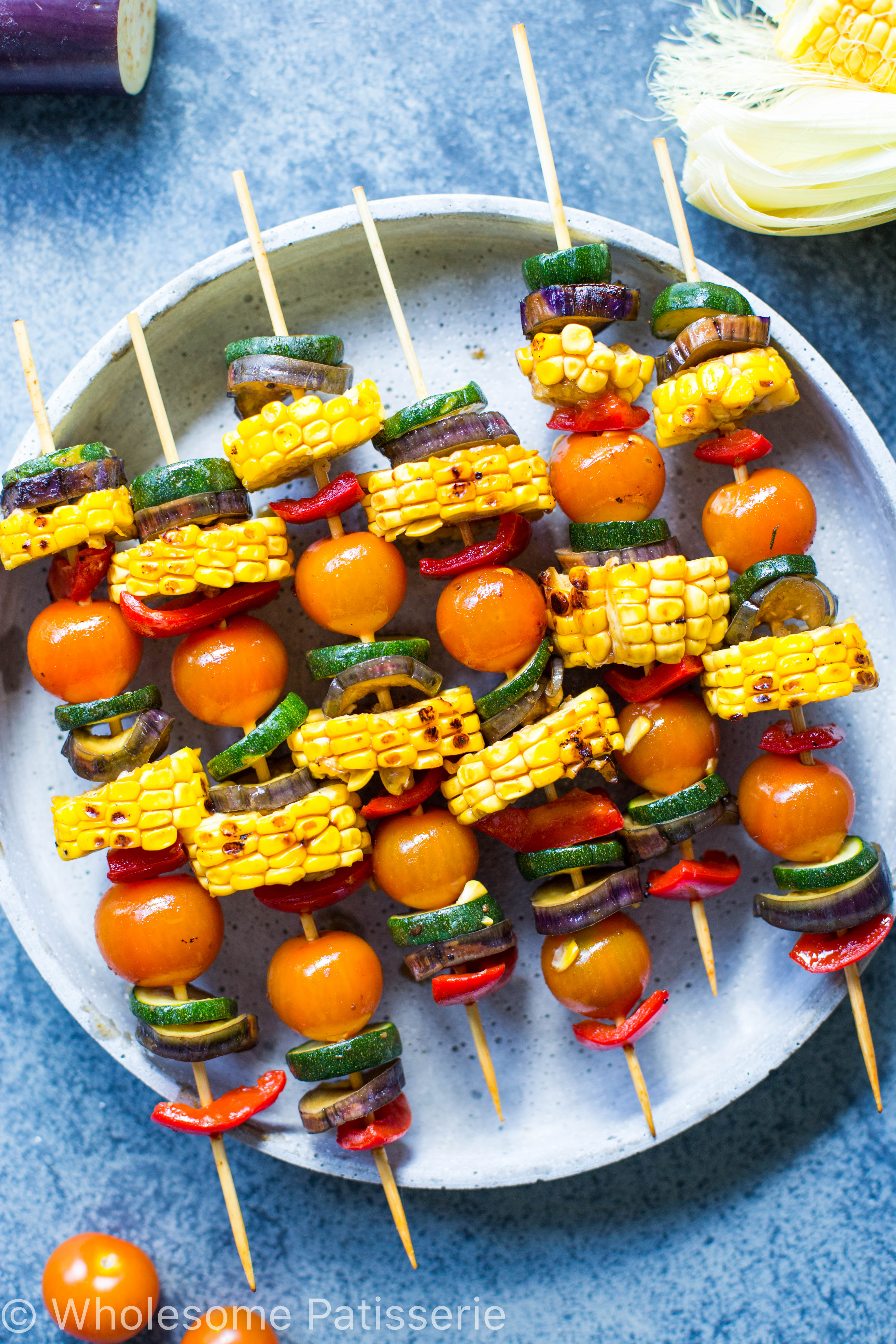 honey-soy-garlic-vegetable-skewers-gluten-free-vegan-vegetarian-kebabs