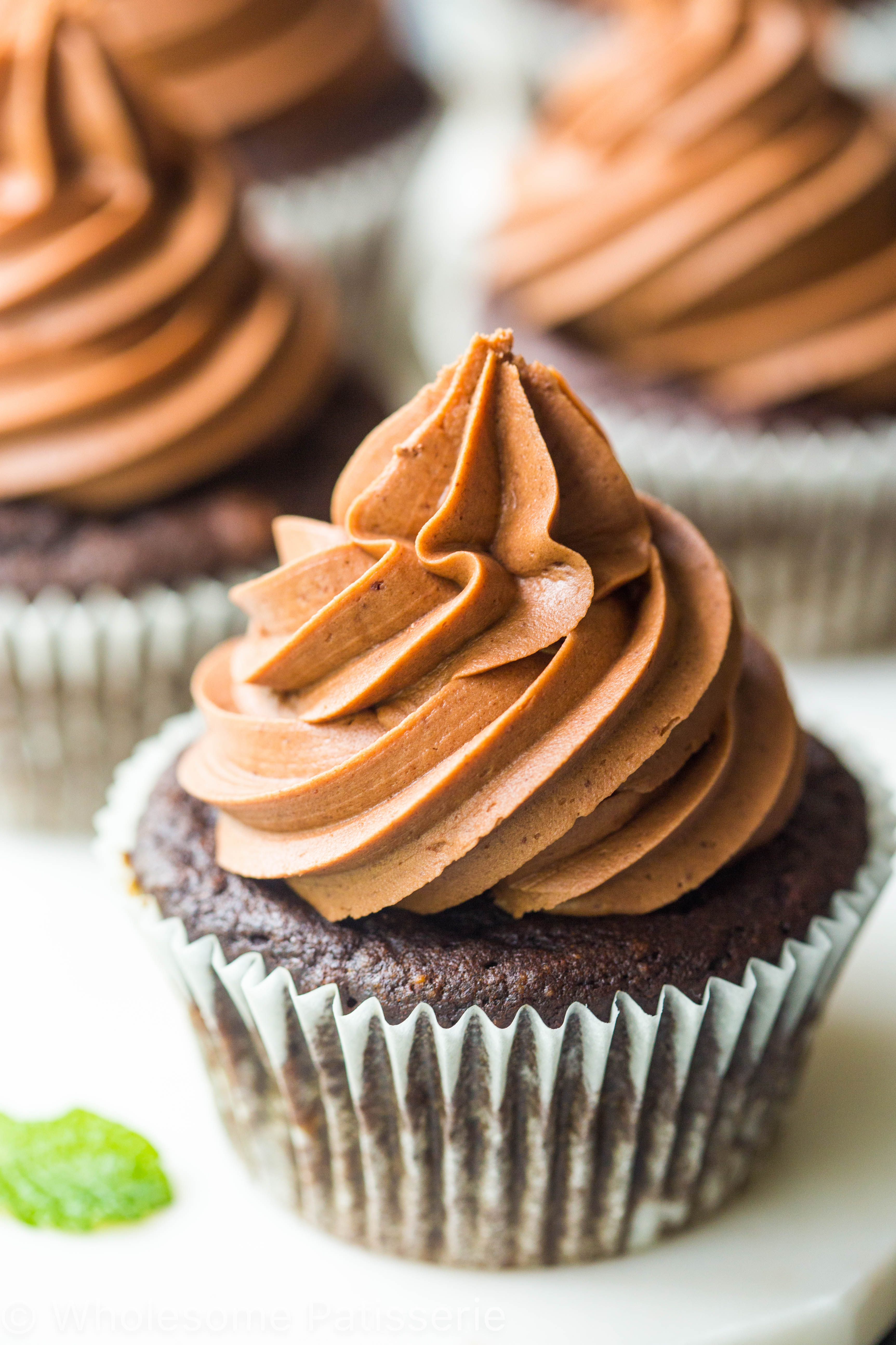 mint-chocolate-cupcakes-gluten-free-vegetarian-mint-baking-delicious-easy