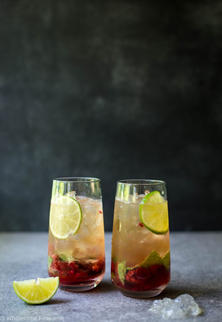 kombucha-mojito-mocktail-raspberry-non-alcoholic-virgin-delicious-beverage-lime-mint-ice
