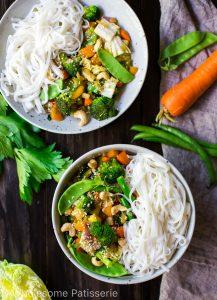 loaded-vegetable-stir-fry-vegan-gluten-free-vegetarian-30-minute-quick-dinner-delicious-amazing