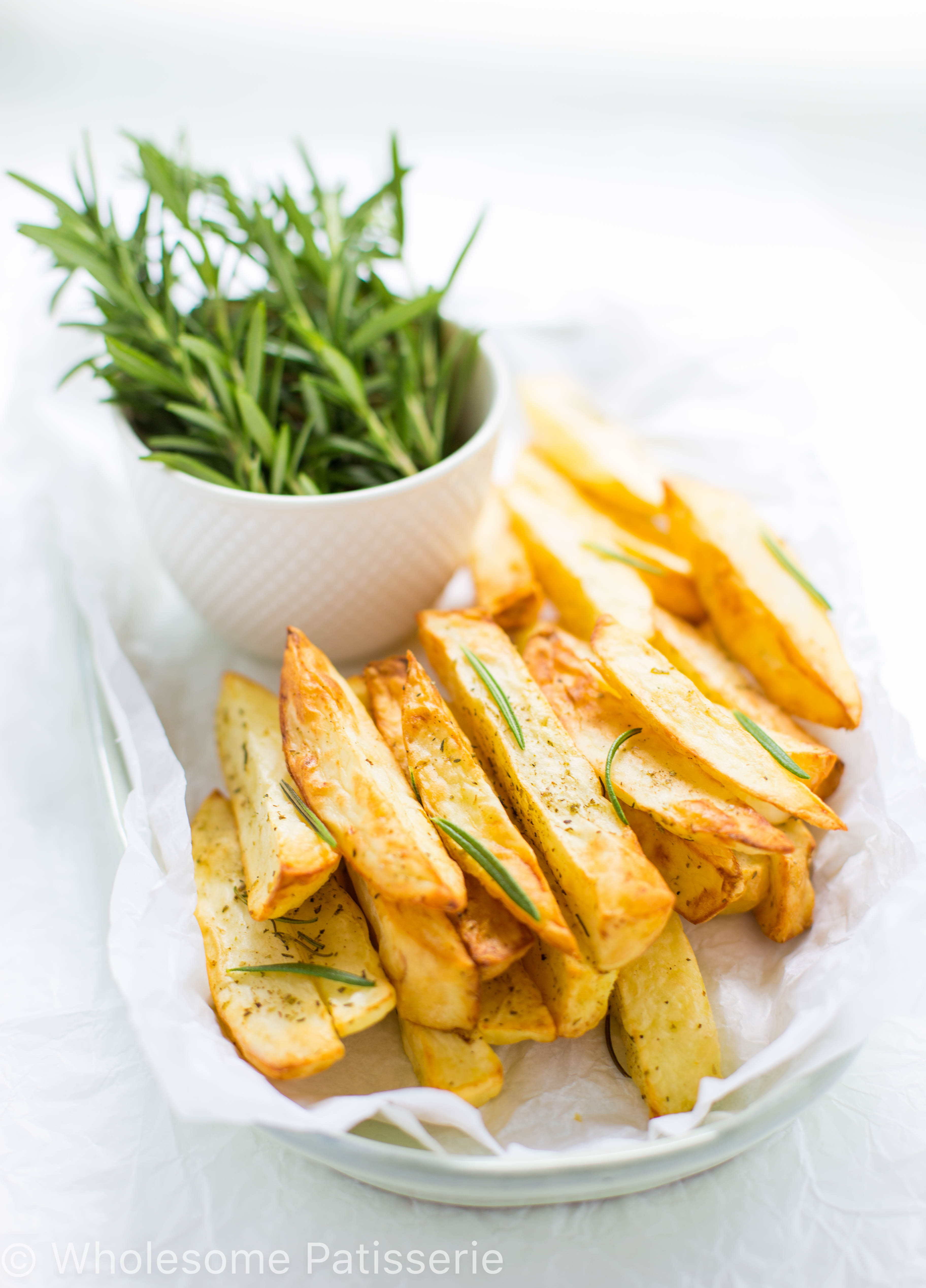 Oven Roasted Rosemary Fries