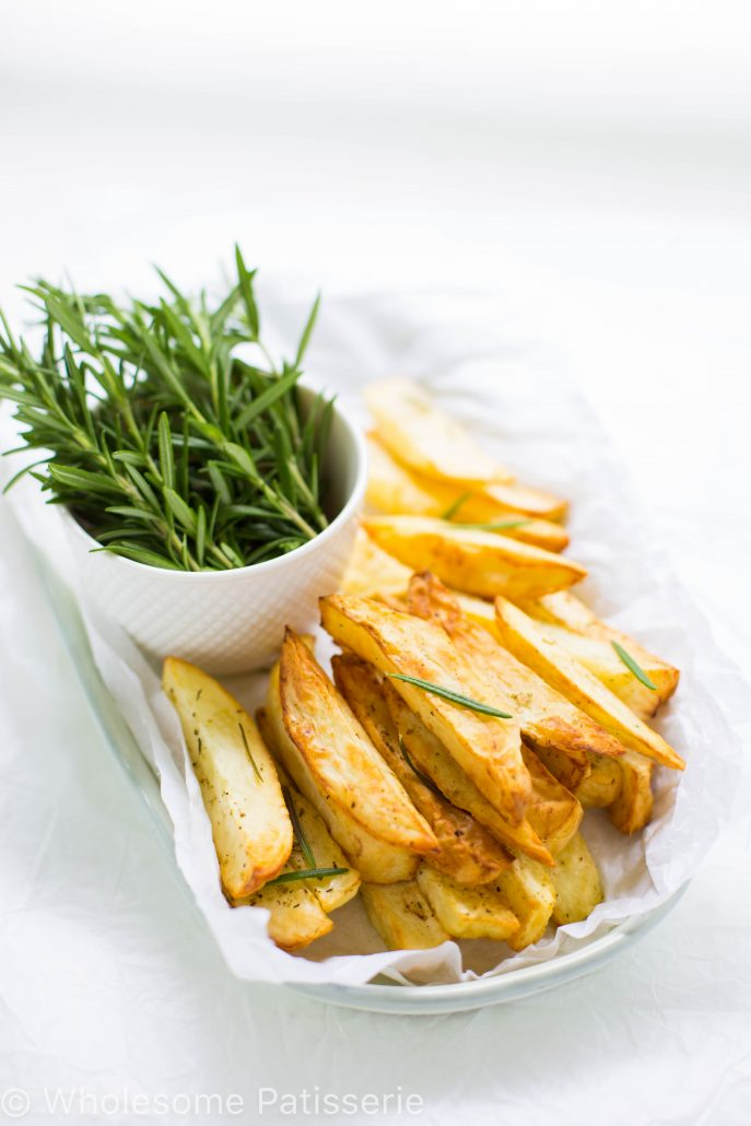 oven-roasted-rosemary-fries-gluten-free-vegan-fries-chips-delicious-amazing-dinner