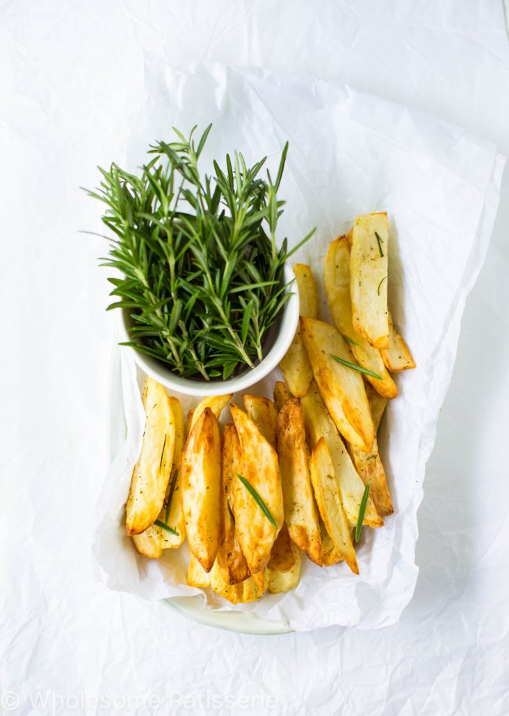 oven-roasted-rosemary-fries-gluten-free-vegan-fries-chips-delicious-amazing-herb