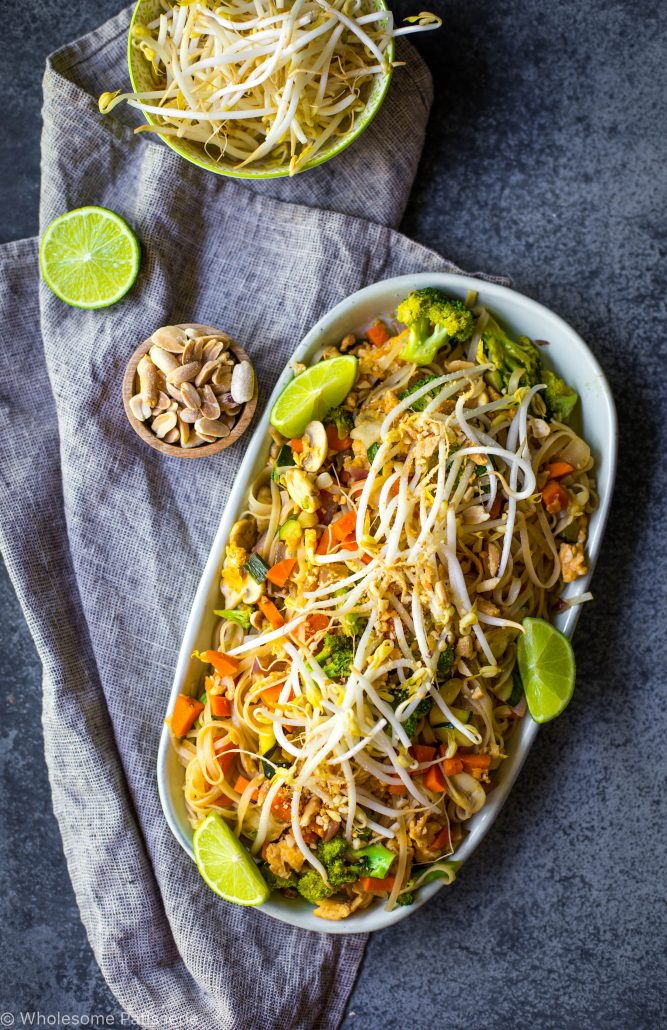 vegetarian-pad-thai-gluten-free-delicious-easy-thai-dinner-amazing-lime