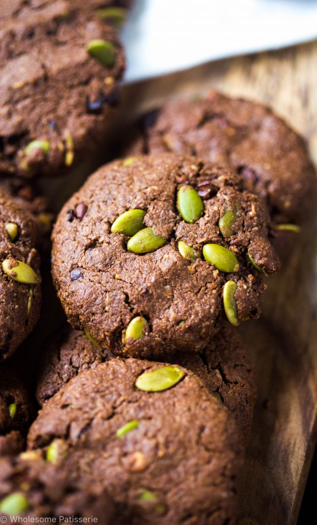 chocolate-pumpkin-seed-cookies-gluten-free-vegan-dairy-free-healthy-delicious-healthy