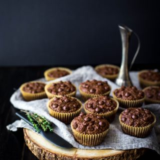 chocolate-chip-blender-muffins-gluten-free-vegan-vegetarian-delicious-easy-simple-vitamix