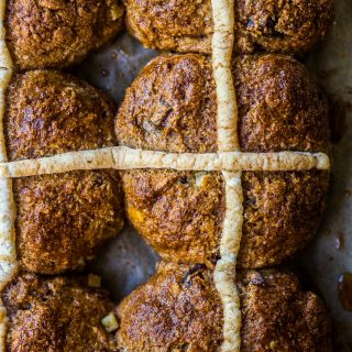 gluten-free-hot-cross-buns-dairy-free-easter-homemade-spice-fruit
