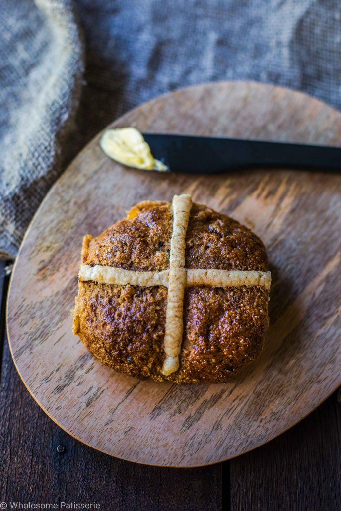 gluten-free-hot-cross-buns-dairy-free-easter-homemade-spice-fruit-winter