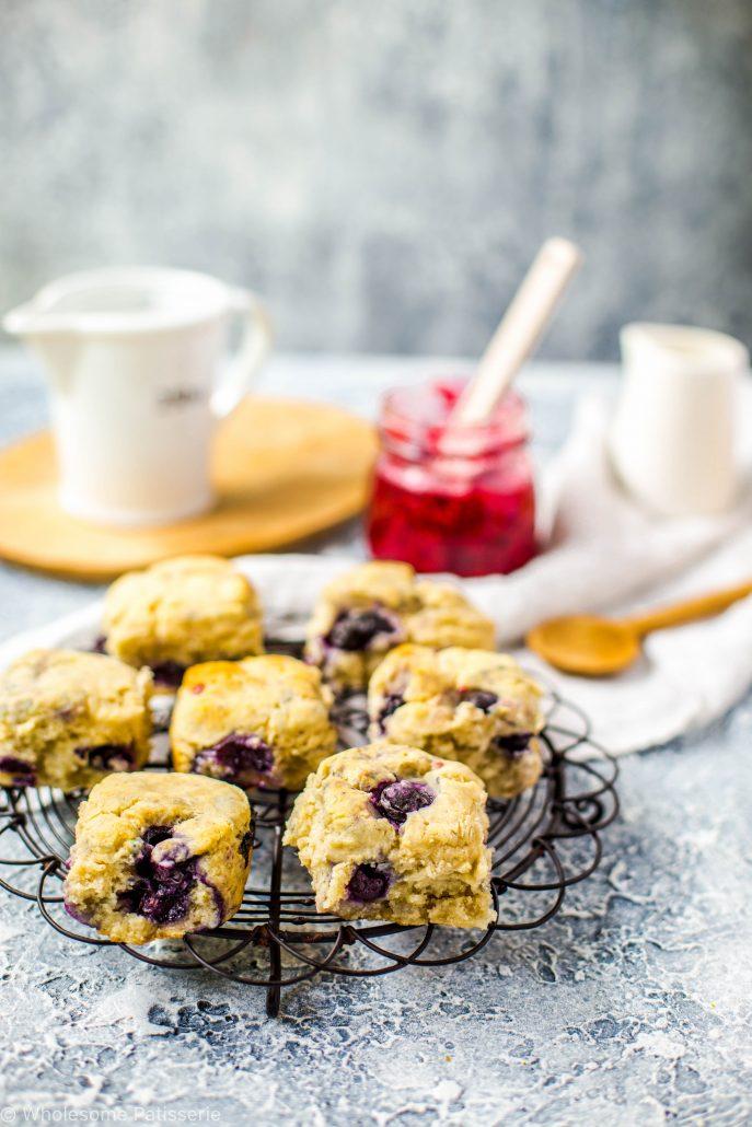 blueberry-scones-gluten-free-sugar-free-dairy-free-vegan-egg-free-scones-easy-delicious-sugar-free