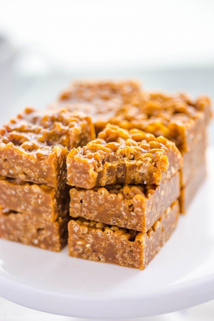 caramel-fudge-squares-delicous-gluten-free-easy-kids-vegetarian-slice-recipe