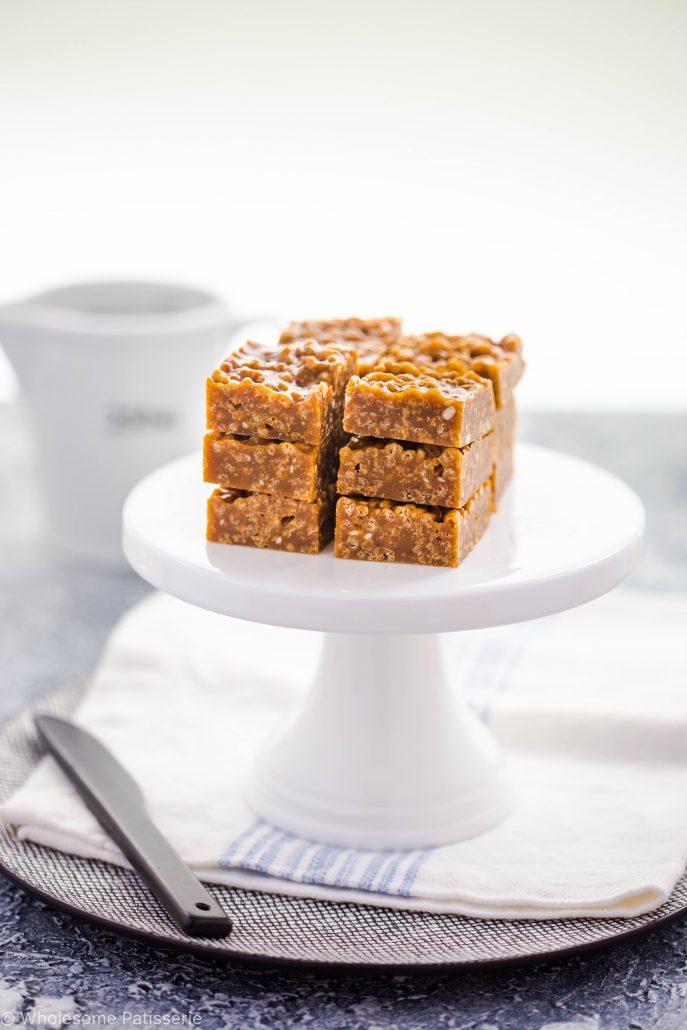 caramel-fudge-squares-delicous-gluten-free-easy-kids-vegetarian-slice-recipe-fudge