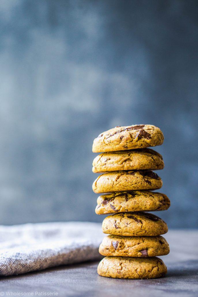 chocolate-chip-cookies-gluten-free-vegetarian-dairy-free-chocolate-baking