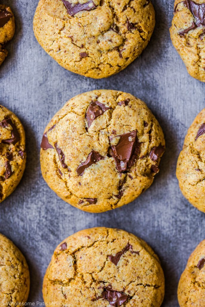 chocolate-chip-cookies-gluten-free-vegetarian-dairy-free-chocolate-baking-kids