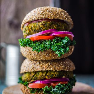 garden-veggie-burgers-vegan-gluten-free-delicious-vegetable-green-vegetarian-easy