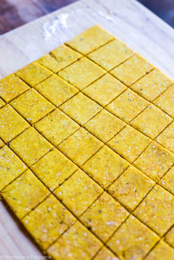 gluten-free-crackers-turmeric-crackers-savoury-nutritonal-yeast-baked-crackers-flax-crackers-dough