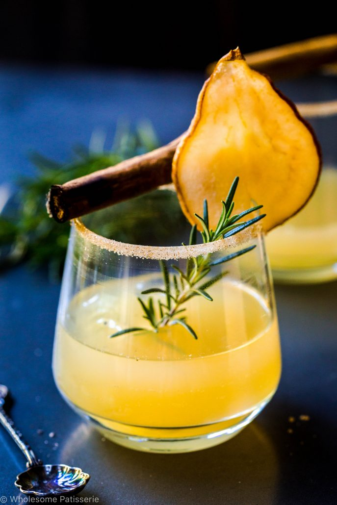 pear-lemon-fizz-cocktail-vodka-beverage-mocktail-kombucha-remedy-health-probiotic-fizz