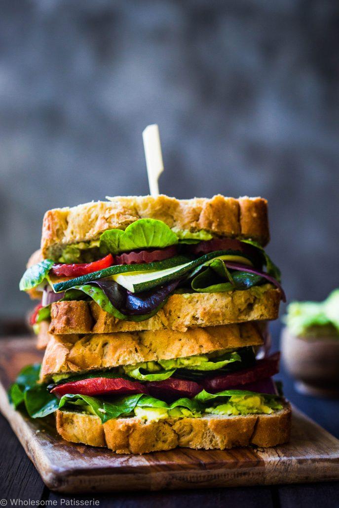 super-salad-sandwiches-gluten-free-vegan-vegetarian-lunch-easy-kids-school