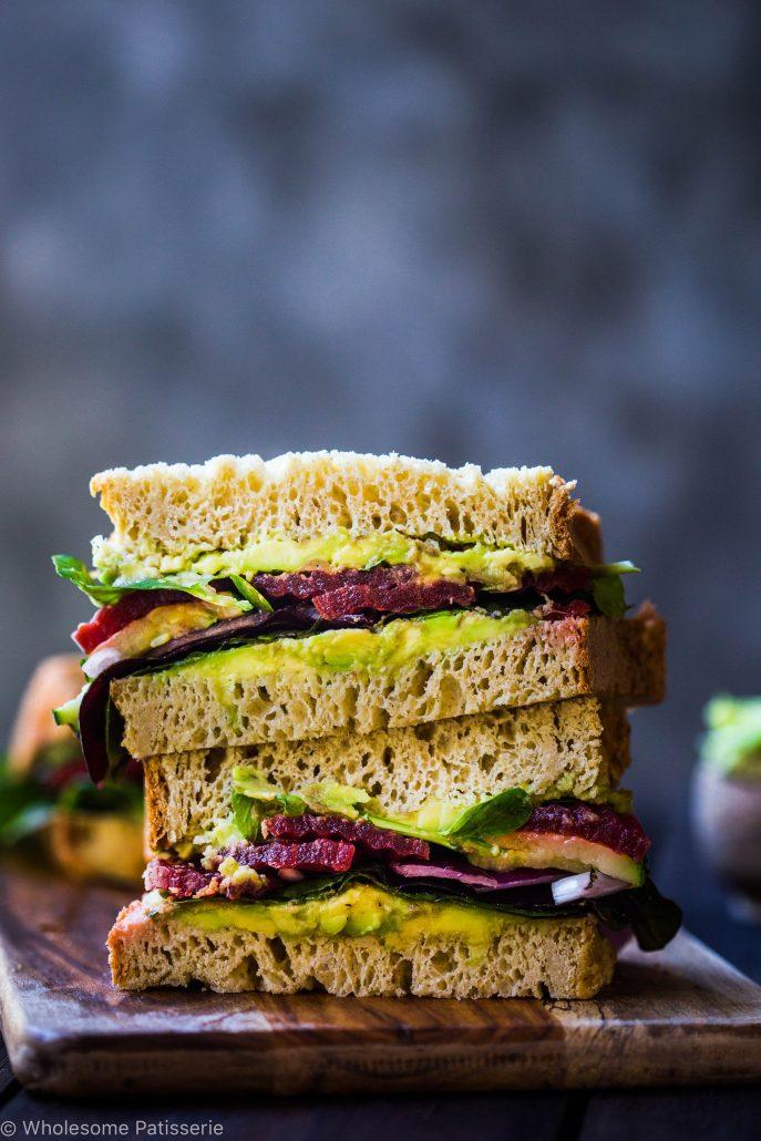 super-salad-sandwiches-gluten-free-vegan-vegetarian-lunch-easy-kids-school-healthy