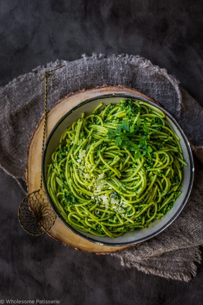 pesto-spaghetti-delicious-gluten-free-easy-nut-free-pesto-dinner-quick-vegetarian_-2