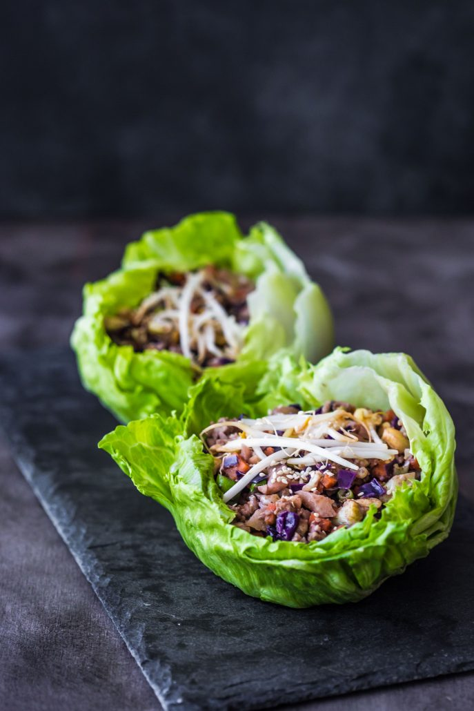 vegetable-lettuce-cups-vegan-san-choy-bow-vegetarian-gluten-free-entree-dinner-healthy-easy-under-30-minutes-Asian