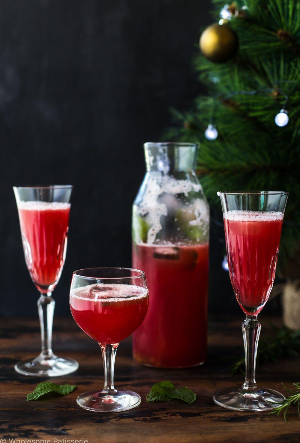 christmas-day-punch-cranberry-pineapple-kombucha-punch-non-alcoholic-festive-passionfruit-refreshing