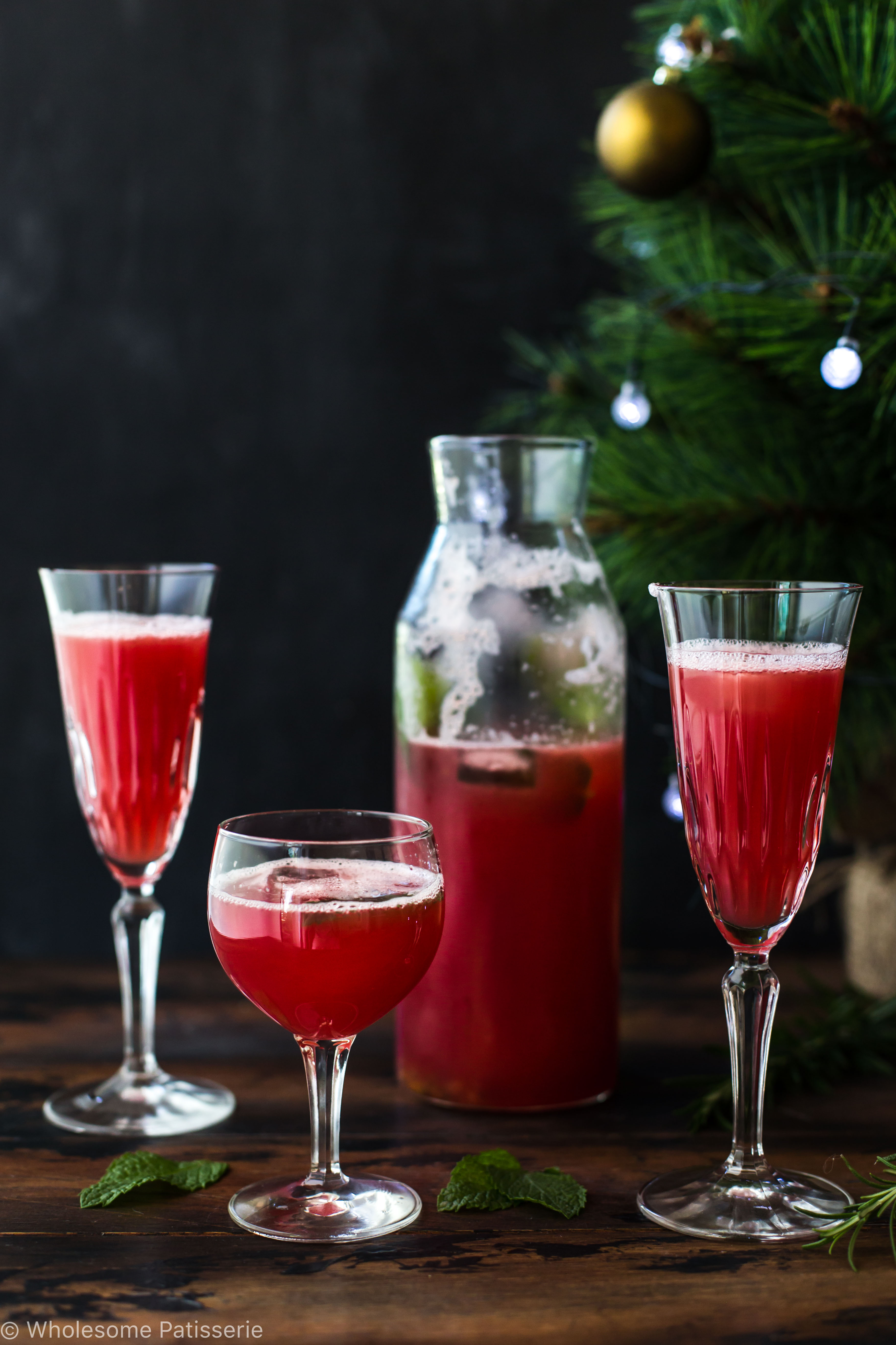 Christmas Day Punch