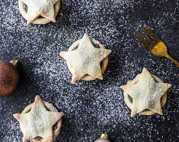 Gluten Free Fruit Mince Pies
