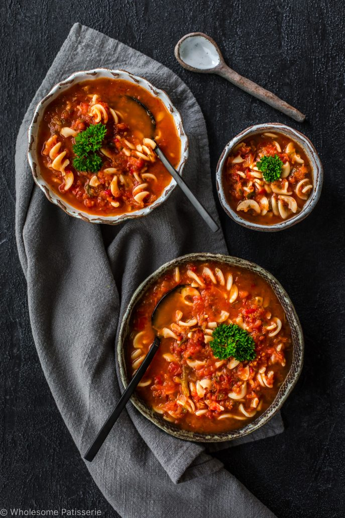 roasted-tomato-soup-tomato-pasta-soup-winter-vegetable-vegan-easy-family-dinner-entree