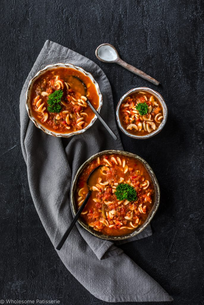roasted-tomato-soup-tomato-pasta-soup-winter-vegetable-vegan-easy-family-dinner-entree-plant-based