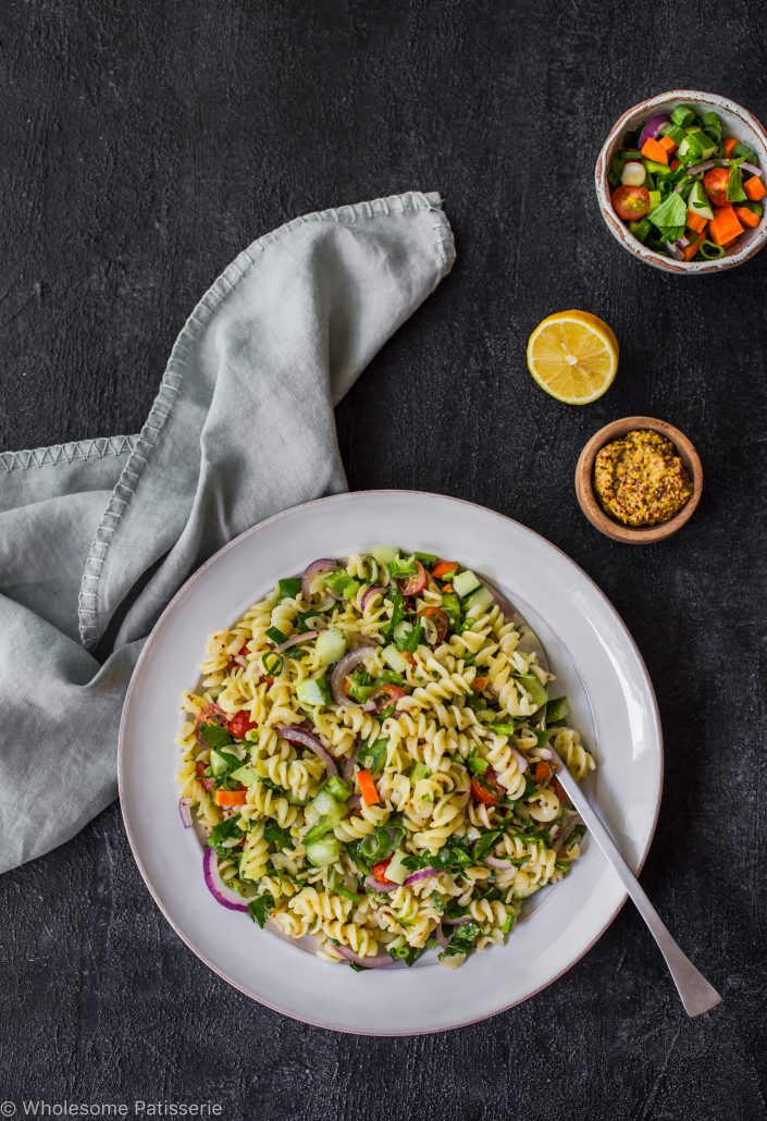 pasta-salad-easy-10-ingredients-vegan-vegetarian-gluten-free-dinner-summer