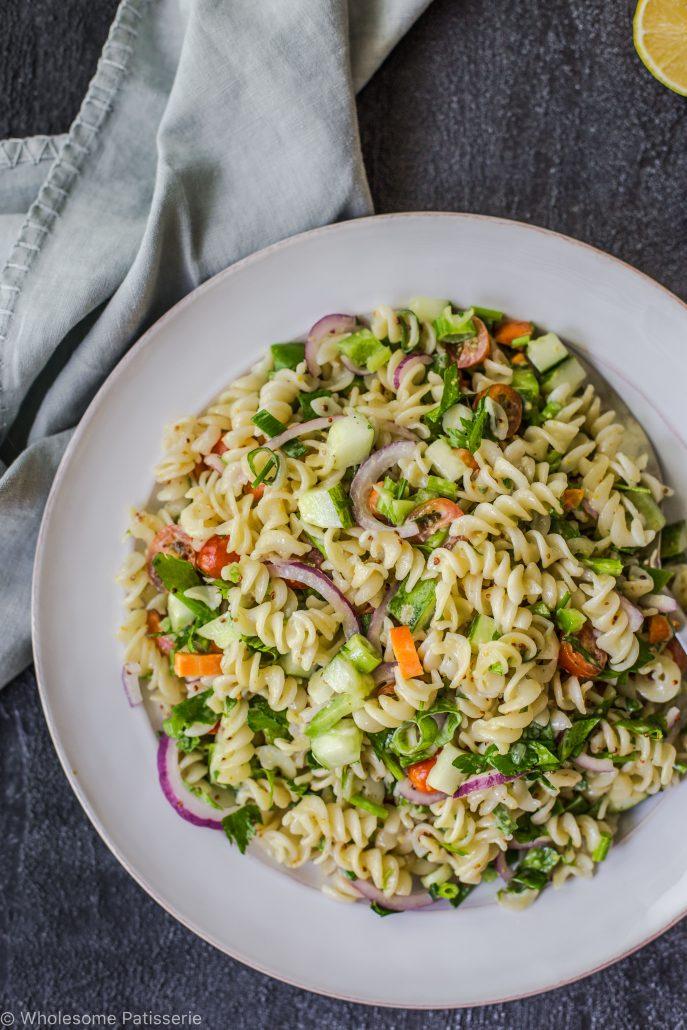 pasta-salad-easy-10-ingredients-vegan-vegetarian-gluten-free-dinner-summer-vegan