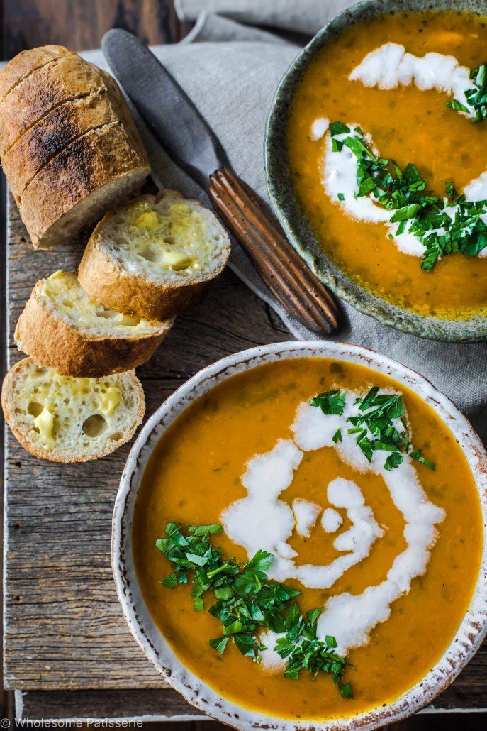 pumpkin-soup-vegan-vegetarian-gluten-free-dinner-entree-winter-easy-soup-cream