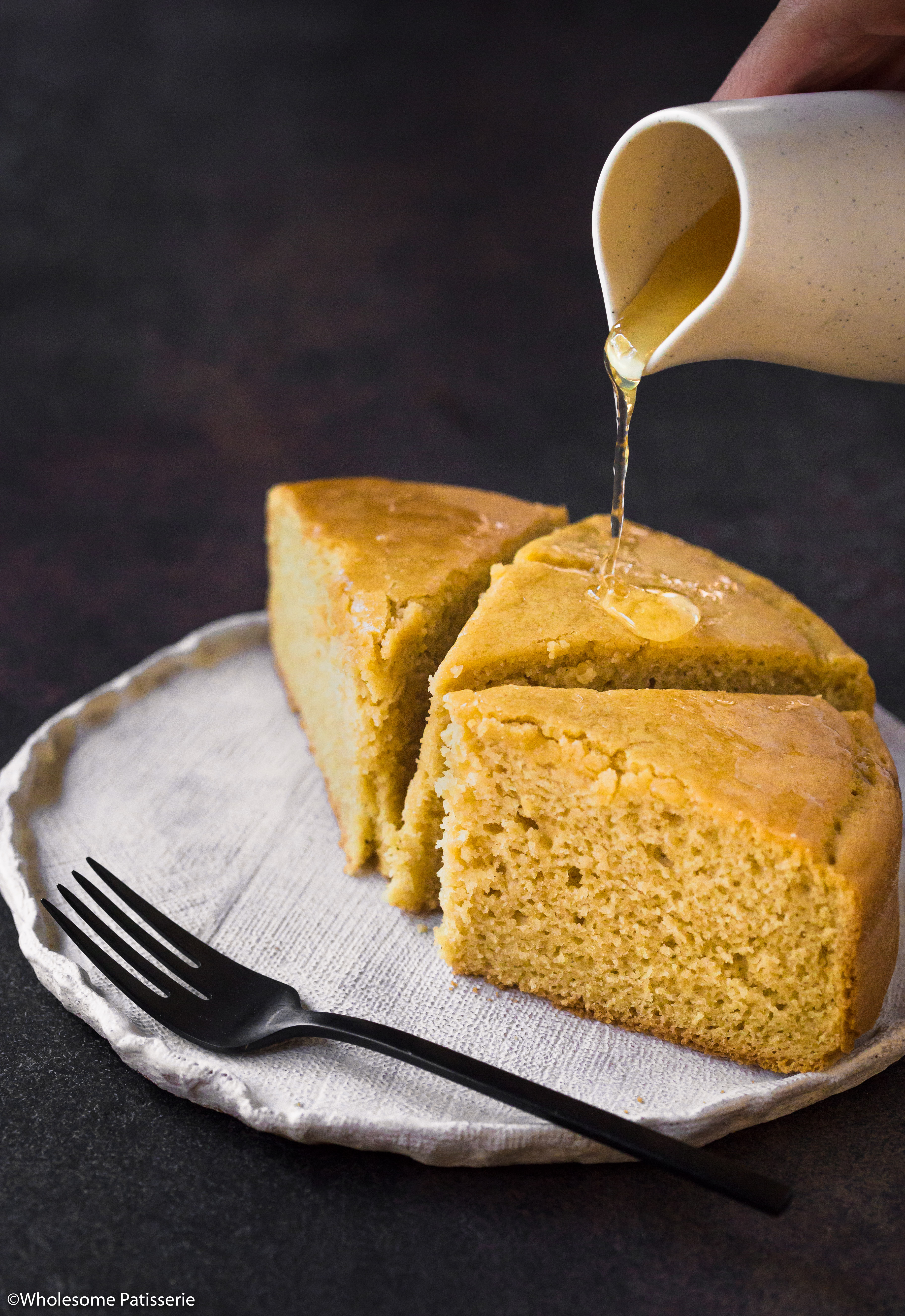 Classic Vanilla Cake