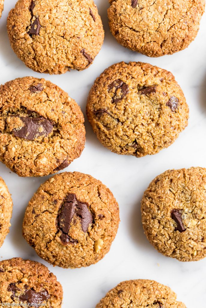 Cashew-chocolate-chunk-cookies-easy-1-bowl-5-ingredients-delicious-snack-healthy-4