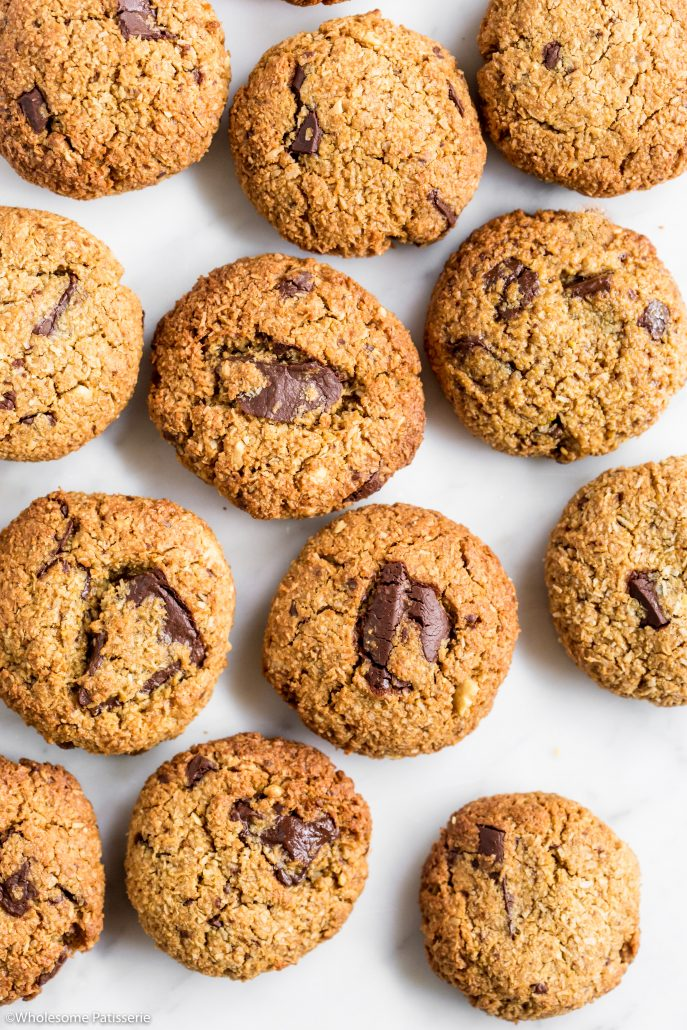 Cashew-chocolate-chunk-cookies-easy-1-bowl-5-ingredients-delicious-snack-healthy-5