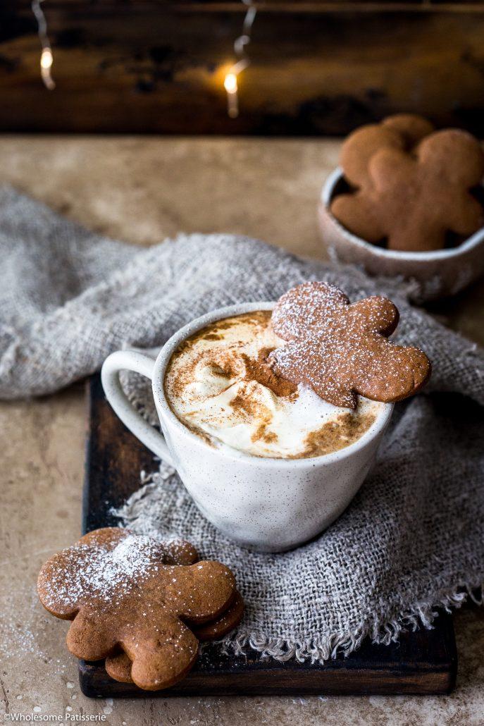 Vegan Cookie In A Mug