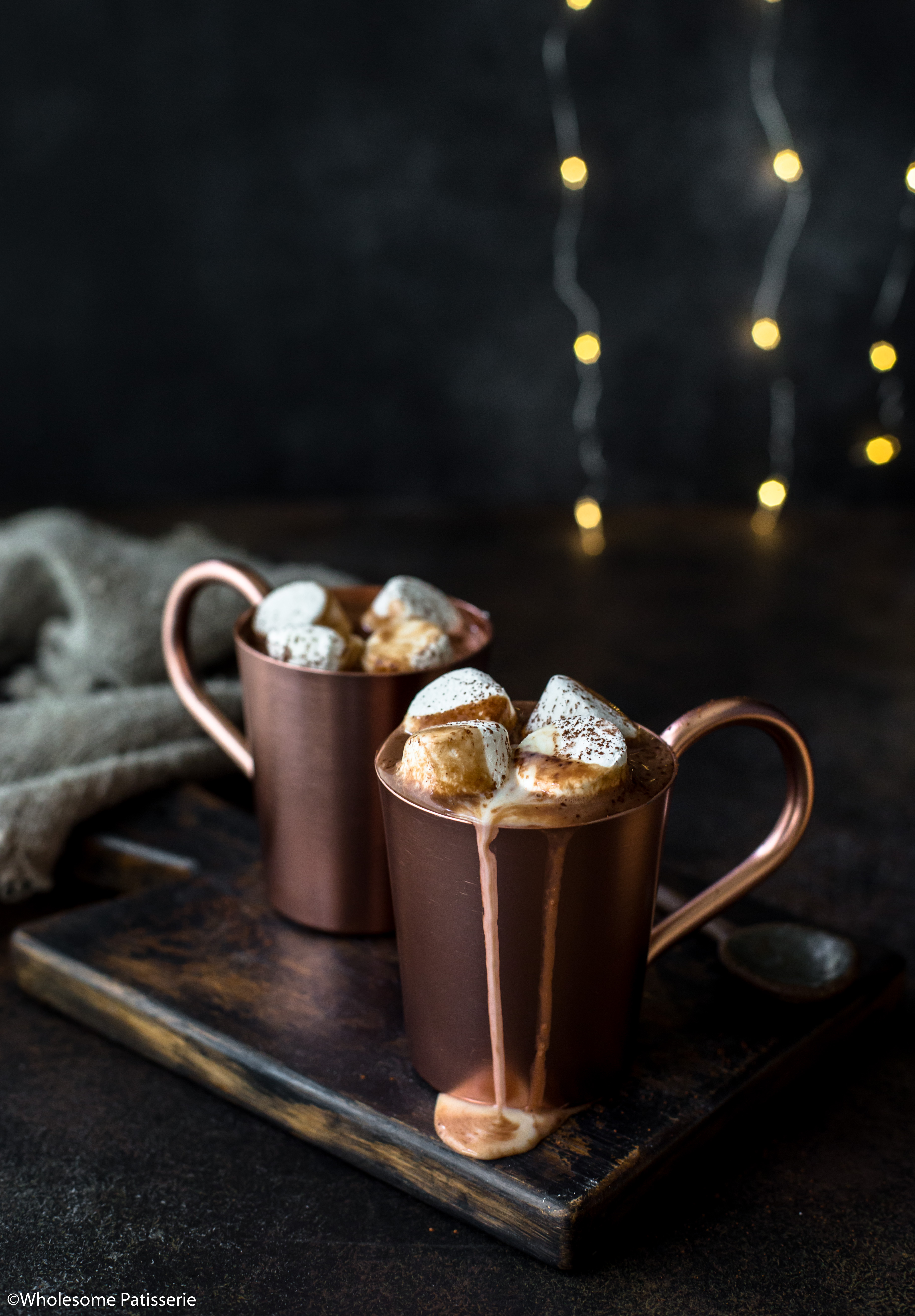 Hot Chocolate Nightcap
