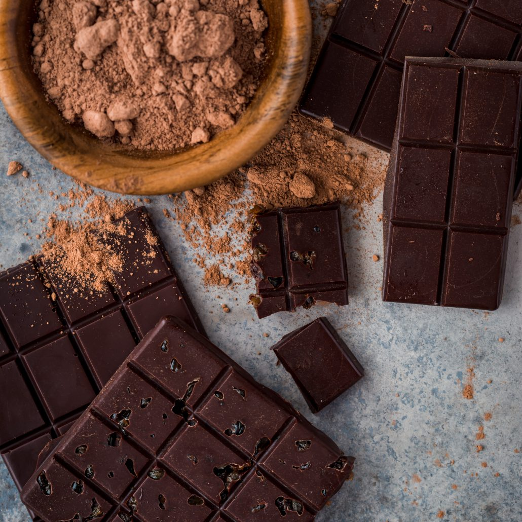 Homemade Chocolate Blocks! With zero dairy added! This is your new go-to chocolate sweet treat recipe. Say goodbye to buying your supermarket chocolate blocks, that likely contain ingredients you don't want in your chocolate!